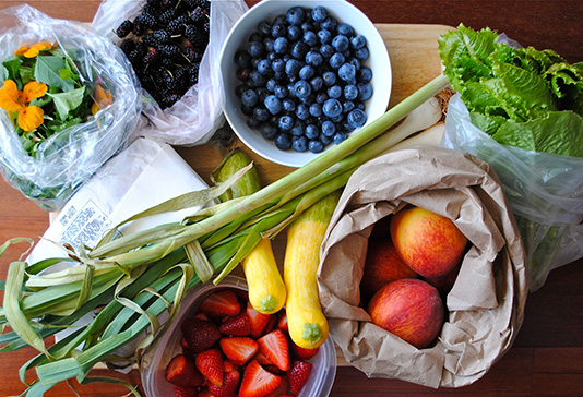 Healthy eating is important to overall health and well-being